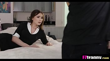 Skinny Teen Tranny Trap Ass Fucked Old Perv Stepfather