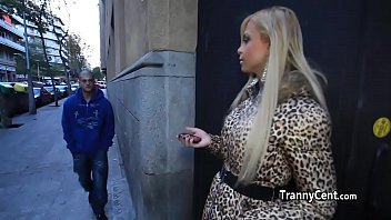 Sexy Big Cock Tranny Banged Hard