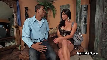 Latina Milf Tranny Fucks Screaming