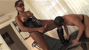 Amateur Mistress Tgirl Ass Fucking Bondage Sissy Slut male Slave