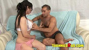 Big Tits Amateur Shemale Anal Sex Pounding