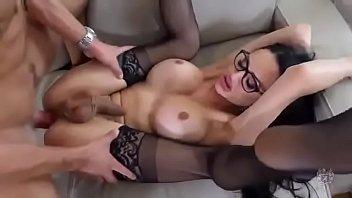 Hot Big Tits Tranny Deep Ass Fucking
